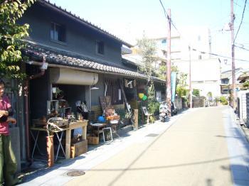 カフェ&雑貨屋①