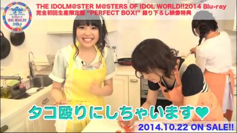 THE IDOLM@STER M@STERS OF IDOL WORLD!! 2014 特典映像 スペシャルダイジェスト!