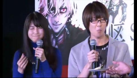 「東京喰種 24区 SECRET RECEPTION」イベント生中継