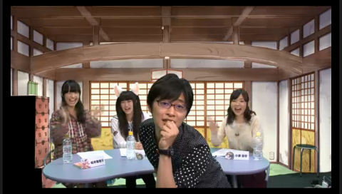 TVアニメ「えとたま」ニコニコ生放送(まだ仮タイトルなので今後正式タイトルを考えるにゃ)