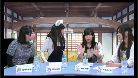 TVアニメ「えとたま」ニコニコ生放送 干支ーク!