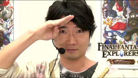 『FFエクスプローラーズ』公式生放送 Vol.4:小西克幸さん率いる召喚獣討伐隊がゆく