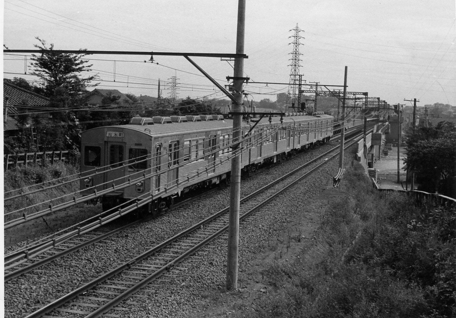 1960鉄道写真 090