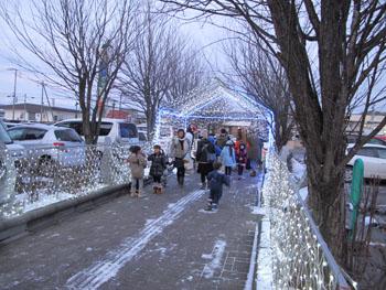 20141206_レ・コード館前3