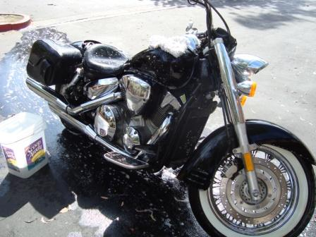 belo bike wash