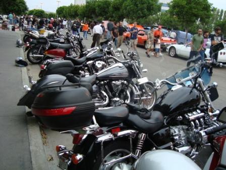 8-28 car show bikes US