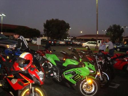 9-23 ZX parking