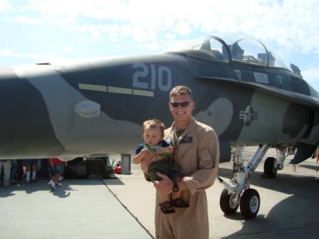 10-2 air show Pilot and D
