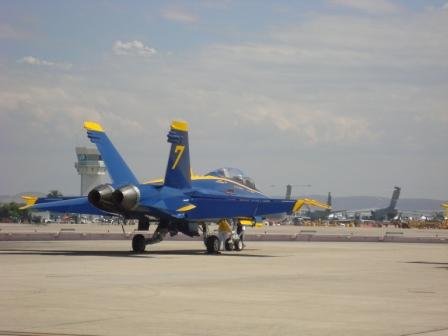 10-2 air show blue angels