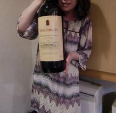 巨大ワイン