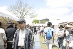 笠間陶炎祭会場