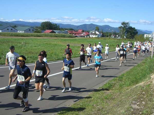 ニセコマラソンフェスティバル2010