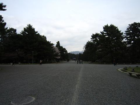 十字砂利通り