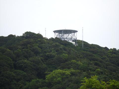 関空の電波灯台