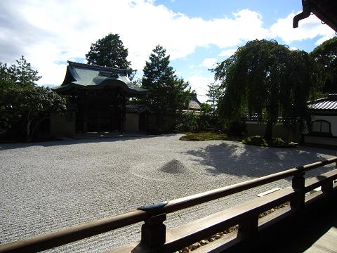 高台寺のお庭