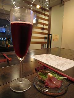 生樽スパークリングワイン(赤)