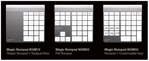 The Magic Numpad 2