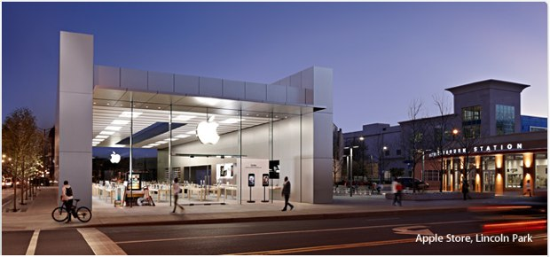 Apple Retail Store - Store List
