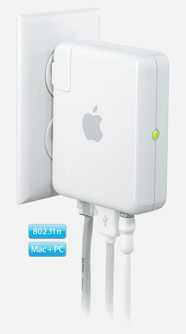 AppleInsider AirPort Express 802.11n