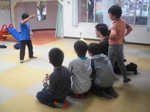 けん玉教室1