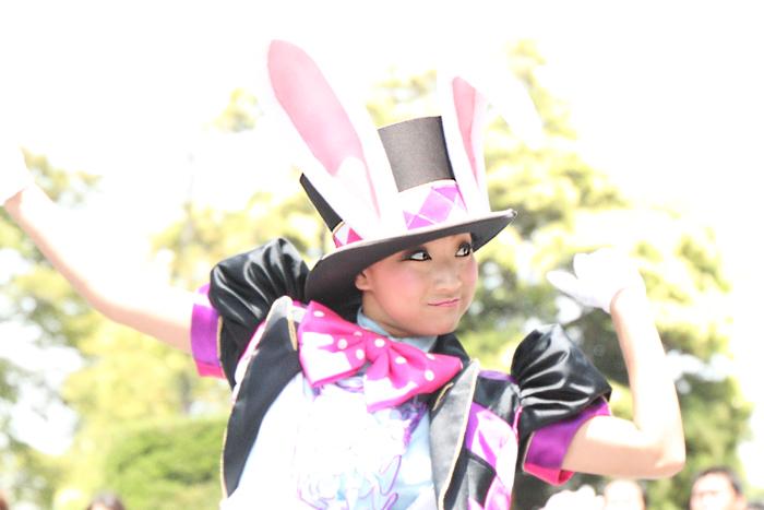 スペシャルパレード「ディズニー・イースタワンダーランド」
