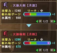 HCガロン大剣