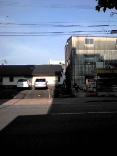 宮田町駐車場100801