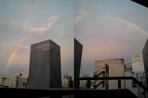 虹の連結-101009