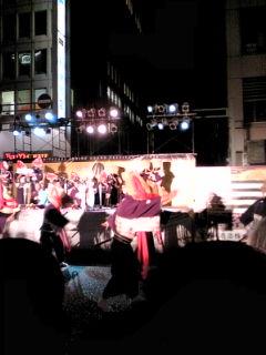 夜泰平踊り