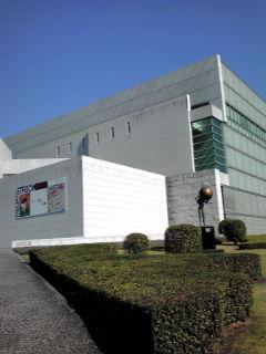 美術館全景