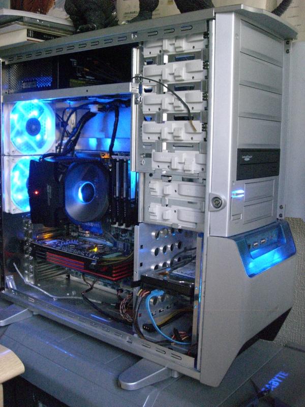 自作PC001