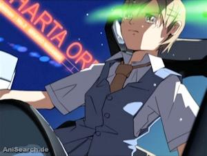 戦闘に入る美加子