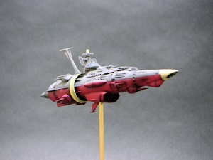 駆逐艦クラスの護衛艦にすら波動砲