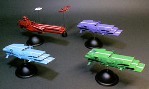 多段空母を基幹としたドメル機動艦隊