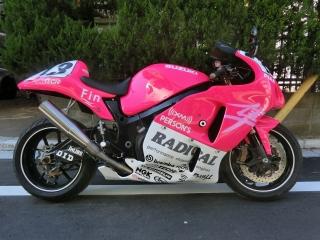 隼 ピンク のがた号