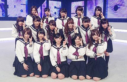 「乃木坂46 制服のマネキン」の画像検索結果