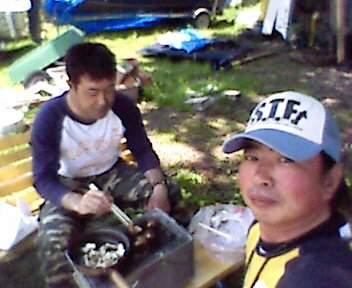20100602 二人焼き肉