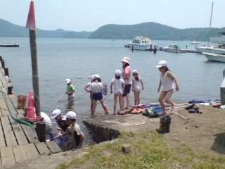 20100610 小学生水遊び