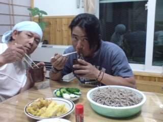 20100613 風間宅にて