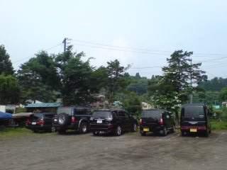 20100709 黒い車の日