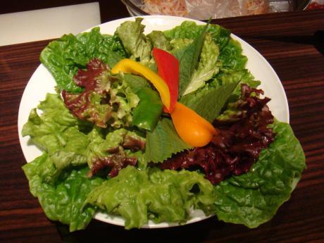 とんがら豪華野菜