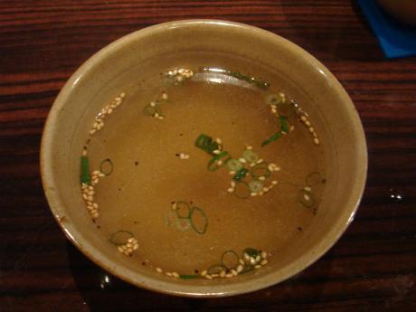 とんがらスープ