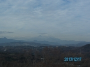 湘南平展望台から1