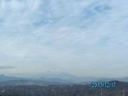 湘南平展望台から2