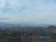 湘南平展望台から3
