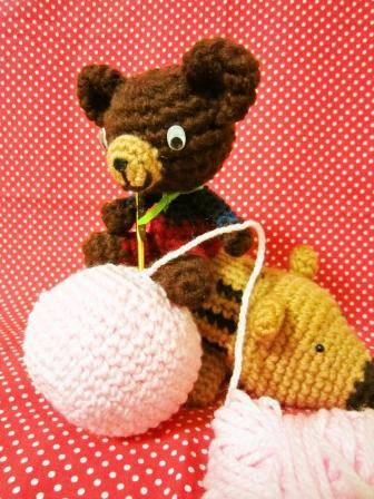編み編み1