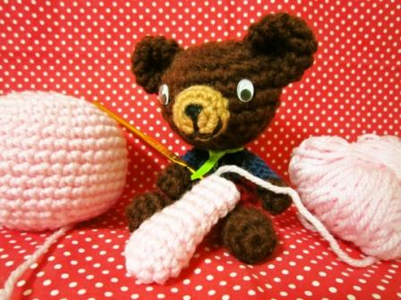 編み編み2