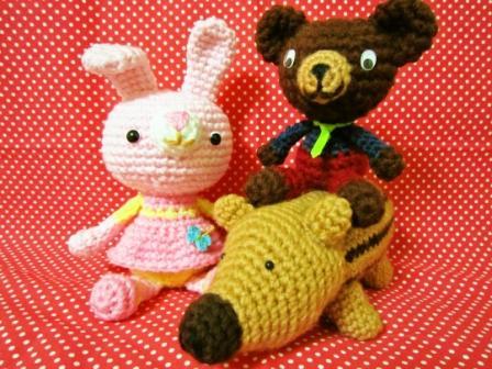 編み編み9