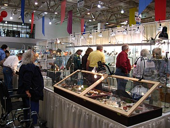 Tucson Mineral Show 2011 - 7
