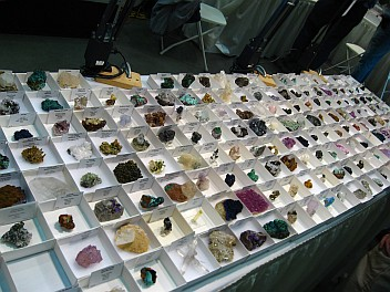 Tucson Mineral Show 2011 - 9